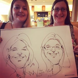 Party Caricaturist
