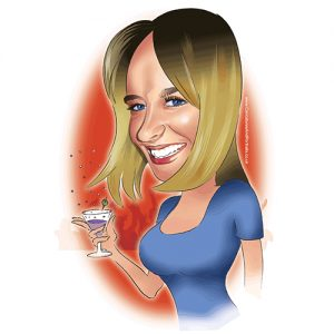 A4 Photo Caricatures