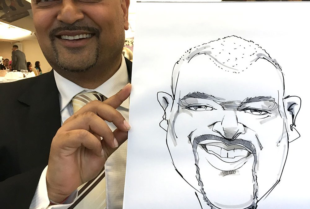 Top Essex Caricaturist for any Event